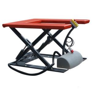 Подъемный стол передвижной 150кг