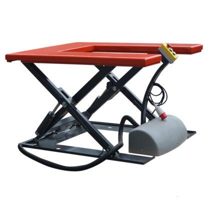 Подъемный стол 1т