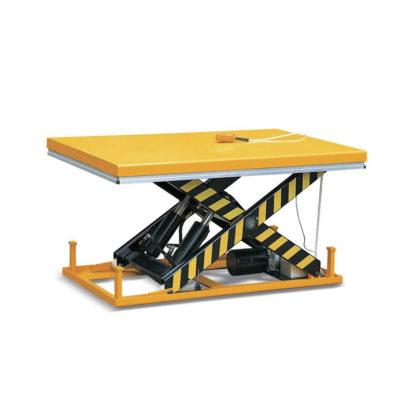 Стол подъемный стационарный TOR HW4001 г/п 4000кг 240-1050 мм